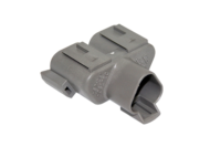 CONNECTOR RECEPATCLE 3 PIN 3 WAY Y CONNECTOR DEUTSCH # DT04-3P-P007
