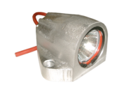 VL ALLOY LAMP 12V 50 WATT WITH 300MM FLYING LEAD