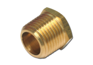 THREADED ADAPTOR 1/2 x 1/8 NPT - VDO # 320.053