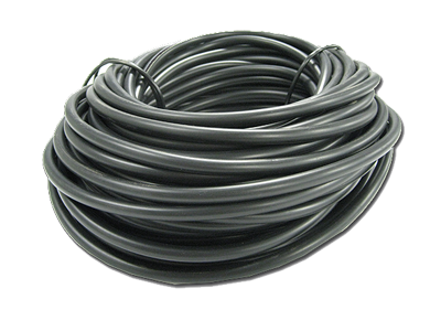 Flexible Conduit Thick Walled 6mm Black Rct
