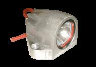VL ALLOY LAMP 24V 50 WATT WITH 300MM FLYING LEAD