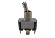 TOGGLE SWITCH 2 POSITION SPRING RETURN 10 AMP 2 TERMINAL - SPADE TERMINALS