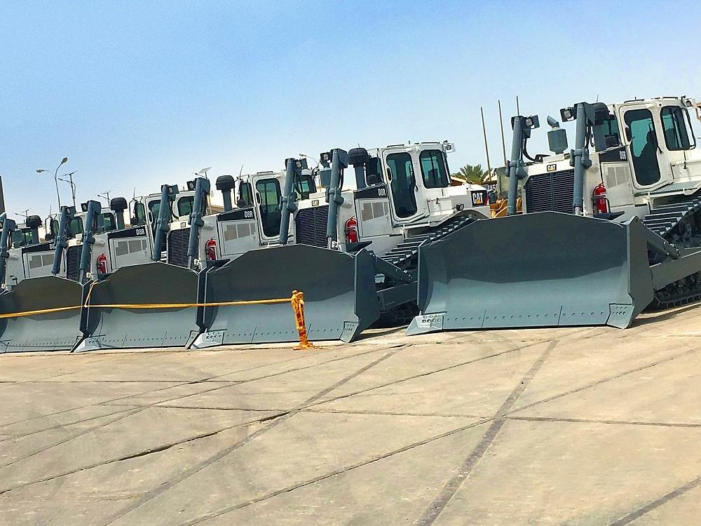 Improving dozer operator safety in Saudi Arabia - RCT