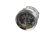PRESSURE GAUGE ENVIROMENTALLY SEALED 400PSI MURPHY # 0905A20S400