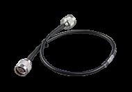 RG58 Loom 500M N type connector