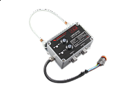 Laser guard splitter unit (allows multiple lasers to be linked in a work area)