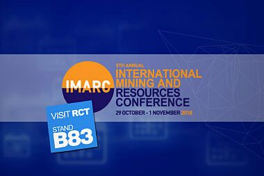 RCT's Smart Technology on display at IMARC