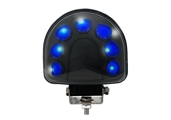 Led Arc Light 9 60vdc Blue Rct