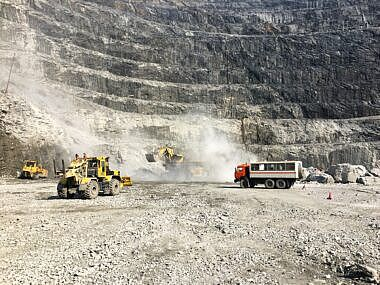 RCT assists Polyus gold mine's transition to autonomous operations