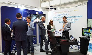 RCT celebrates MiningWorld Russia 2019 success