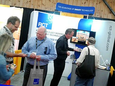RCT engages with local community at Canadian expo