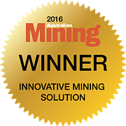 2016 AusMining Innovative Mining Solution
