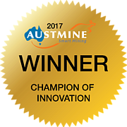 2017 AustMine Champion of Innovation